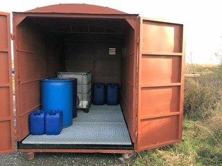Milieu-Container