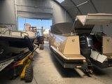 Winterstalling Binnen Tent/Loods (€100,- p/mtr)_