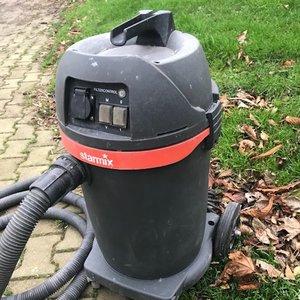 Starmix Bouwstofzuiger (€10,- per dag)
